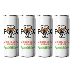 Bild på The Dirtwater Fox Cantaloupe Melon Slim Can 4x25 cl