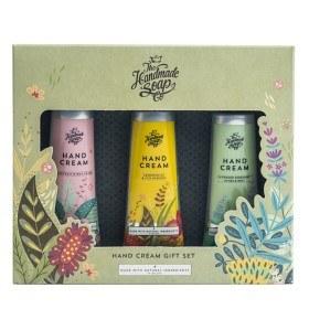 Bild på The Handmade Soap Co Hand Cream Gift Set