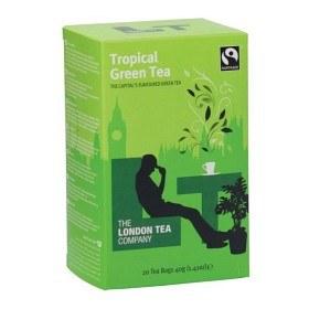 Bild på The London Tea Company Tropical Green Tea 20 st