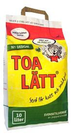 Bild på Toa-Lätt Katt & Smådjursströ 10 L