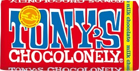 Bild på Tony's Chocolonely Milk Chocolate 180 g