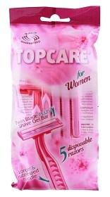 Bild på Top Care Rakhyvel Kvinna 5 st