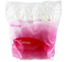 Bild på Top Care Tampong Plus 100 st