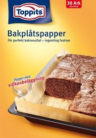 Bild på Toppits Bakplåtspapper 30 ark