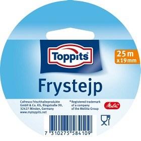 Bild på Toppits Frystejp 25 m