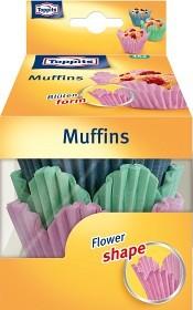 Bild på Toppits Muffinsformar Flower 36 p