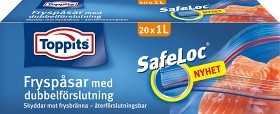 Bild på Toppits Safeloc 1 L 20 p