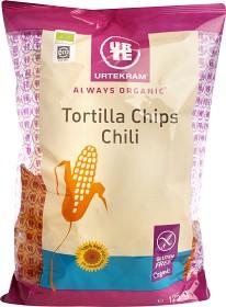 Bild på Urtekram Tortilla Chips Chili Eko 125 g
