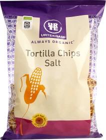 Bild på Urtekram Tortilla chips med salt EKO 125 g