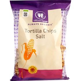 Bild på Urtekram Tortilla Chips med Salt EKO 125g