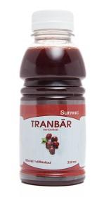 Bild på Sunwic Tranbär koncentrat 330 ml