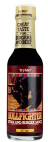 Bild på Try Me Bullfighter Steak & Burger Sauce 147 ml