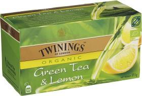 Bild på Twinings Grönt Te & Citron 25 p
