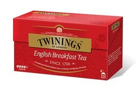 Bild på Twinings Te English Breakfast 25 p