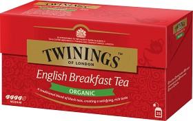 Bild på Twinings Te English Breakfast Organic 25 p
