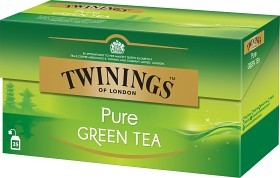 Bild på Twinings Te Pure Green Tea 25 p
