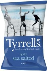 Bild på Tyrrells Chips Lightly Sea Salted 150 g