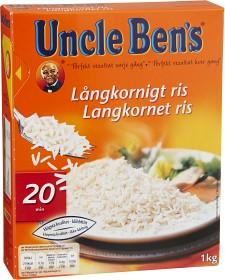 Bild på Uncle Ben's Långkornigt Ris 20min 1 kg