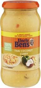 Bild på Uncle Ben's Thai Coconut Curry 450 g
