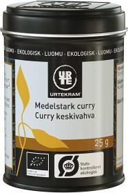 Bild på Urtekram Curry Medelstark 25 g