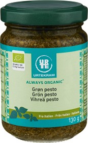 Bild på Urtekram Grön Pesto 130 g