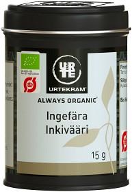 Bild på Urtekram Ingefära 15 g