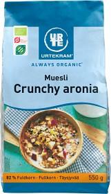 Bild på Urtekram Crunchy Aronia Havremüsli 550 g