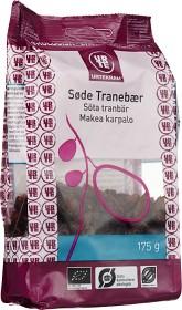 Bild på Urtekram Söta Tranbär 175 g
