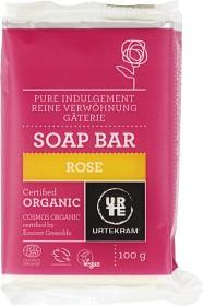 Bild på Urtekram Soap Bar Rose 100 g