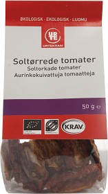 Bild på Urtekram Soltorkade Tomater 50 g
