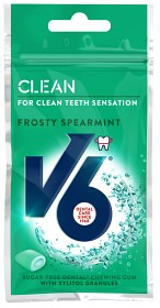 Bild på V6 Clean Frosty Spearmint 28 g