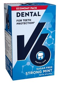 Bild på V6 Dental Care Strong Mint