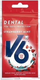 Bild på V6 Dental Strawberry Mint 30 g