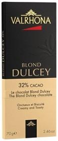 Bild på Valrhona Chokladkaka Dulcey 32% 70 g