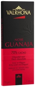 Bild på Valrhona Chokladkaka Guanaja 70% 70 g