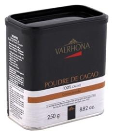 Bild på Valrhona Kakaopulver 250 g
