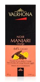 Bild på Valrhona Manjari Orange 64% 85 g