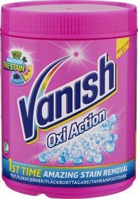 Bild på Vanish Fläckborttagning Oxi Action Colour Pulver 1,1 kg