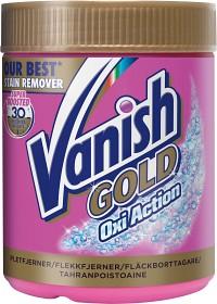 Bild på Vanish Fläckborttagning Gold Oxi Action Pulver 470 g