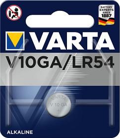 Bild på Varta Knappcell AG10 LR54 1 p