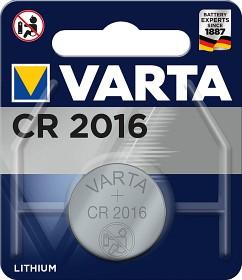 Bild på Varta Knappcell CR 2016 1 p