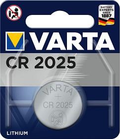 Bild på Varta Knappcell CR 2025 1 p