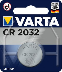 Bild på Varta Knappcell CR 2032 1 p
