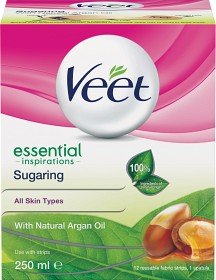 Bild på Veet Sugaring Wax with Natural Argan Oil 250 ml