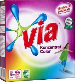 Bild på Via Tvättmedel Koncentrat Color Pulver 750 g