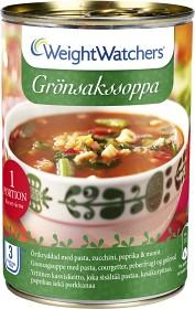 Bild på ViktVäktarna Grönsakssoppa 400 ml