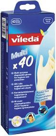 Bild på Vileda Multi 40 Engångshandske 40 st