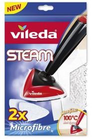 Bild på Vileda Steam Ångmopp Refilldyna 2 st
