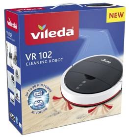 Bild på Vileda VR102 Robotdammsugare 1 st
