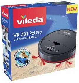 Bild på Vileda VR201 Pet Pro Robotdammsugare 1 st